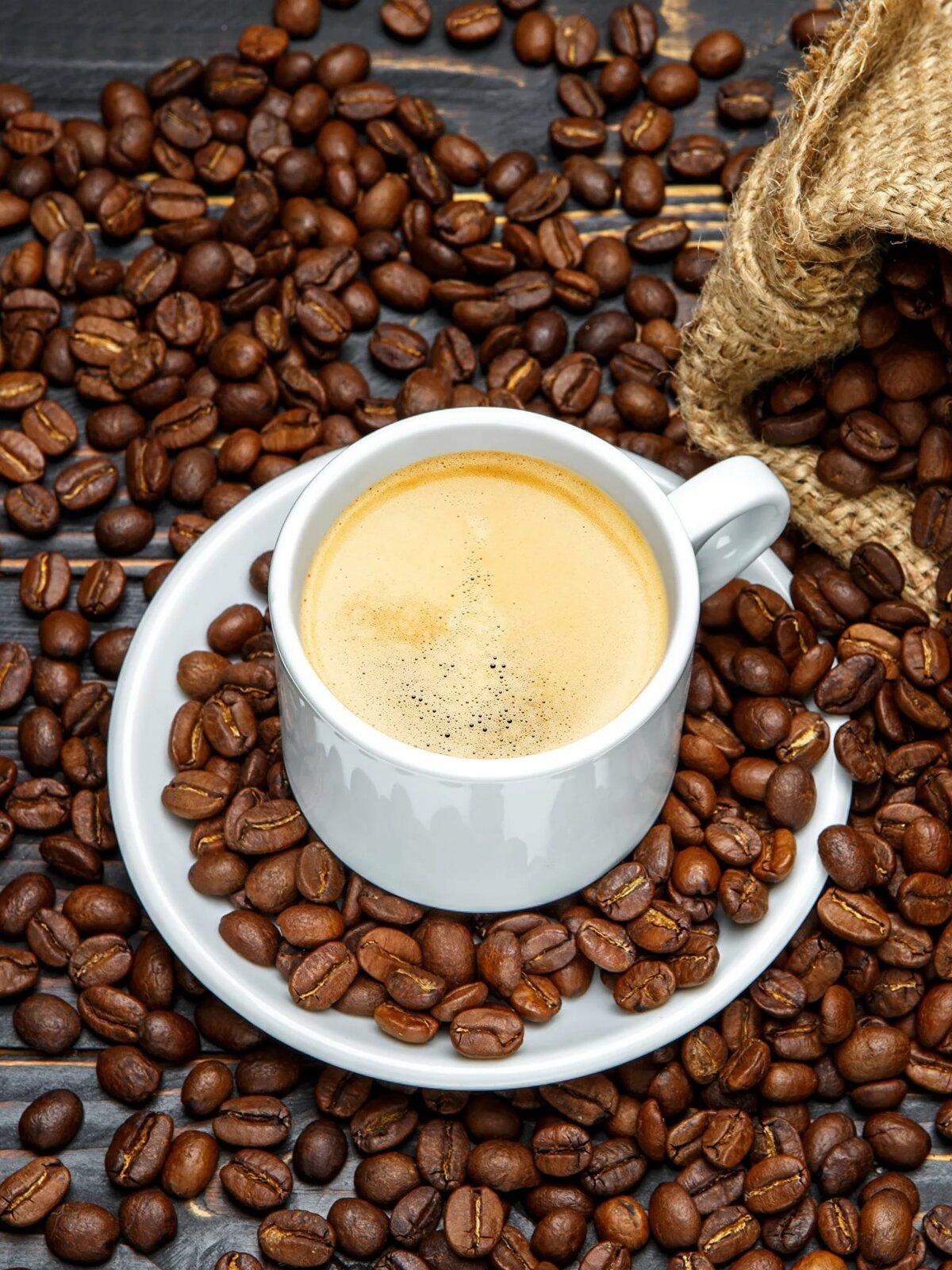 Картинки кофе высокого качества