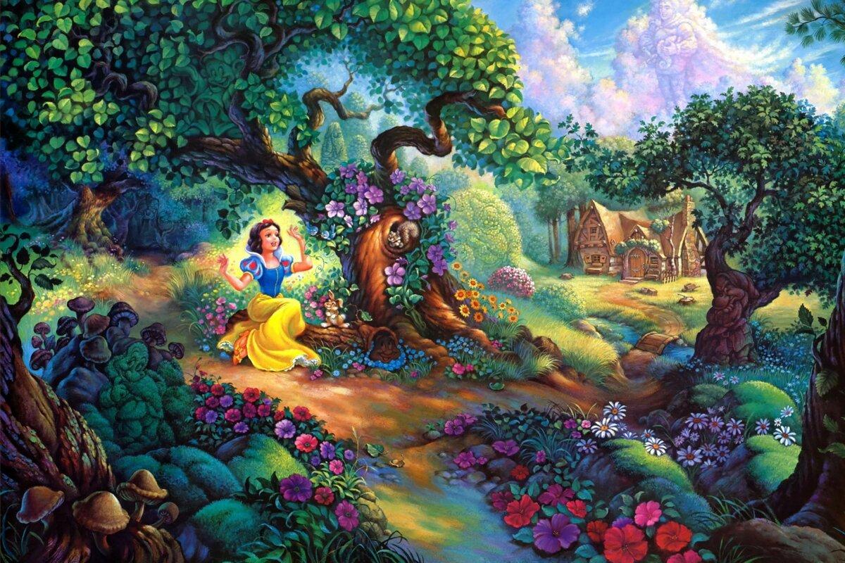 Картинка волшебная сказка группа