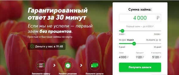 Моментальный кредит на карту через интернет без проверок сбербанк