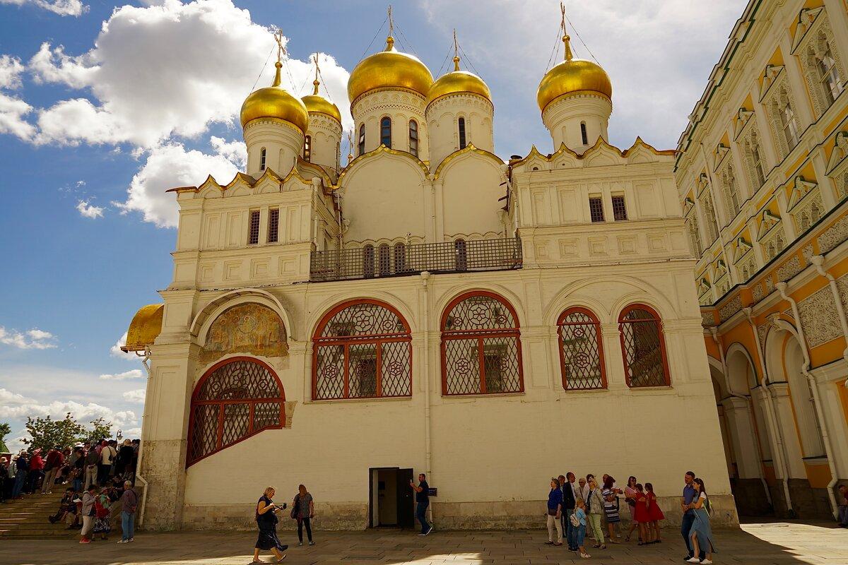 все картинки благовещенского собора в кремле благоприятным периодом для