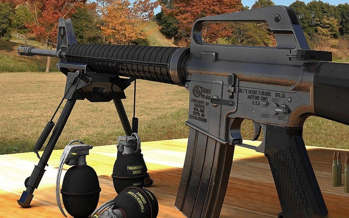 Картинки о военном оружии