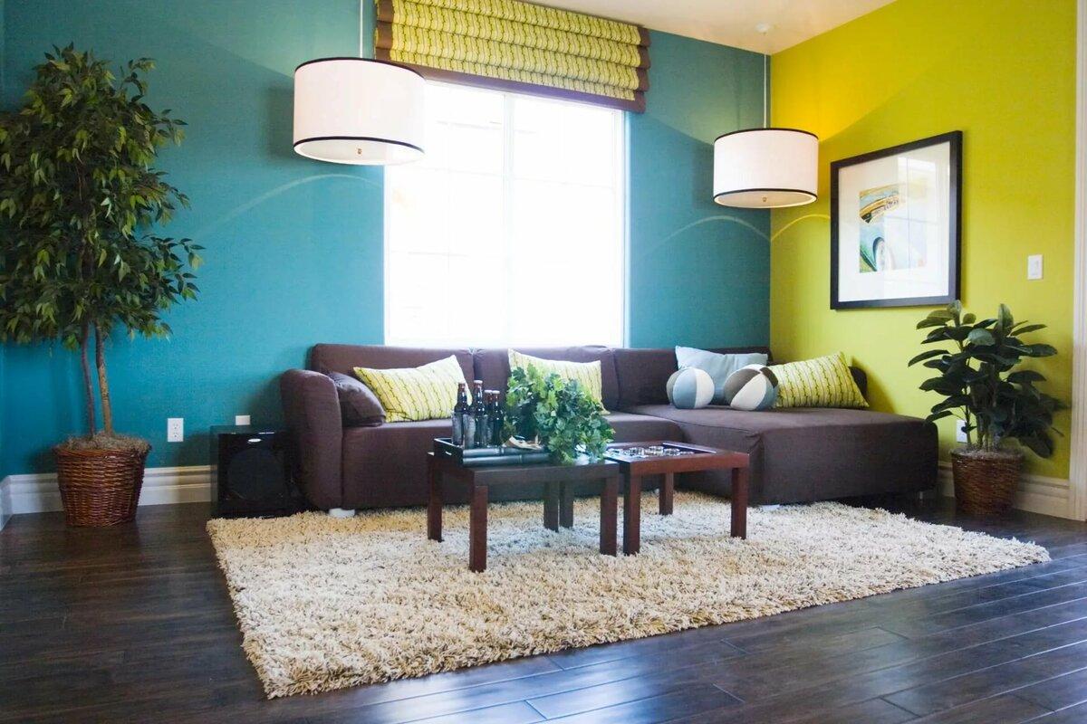 подбор цвета по фото комнаты французского ореха подойдет