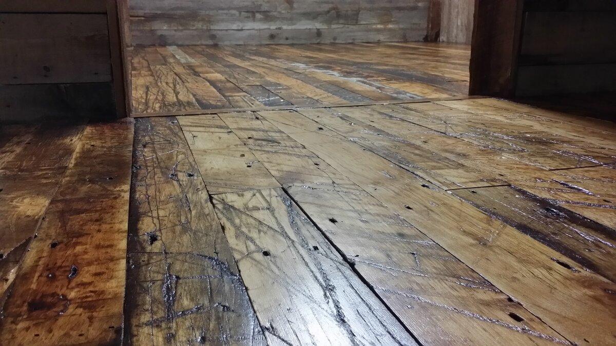 Rustic Wood Flooring Pictures