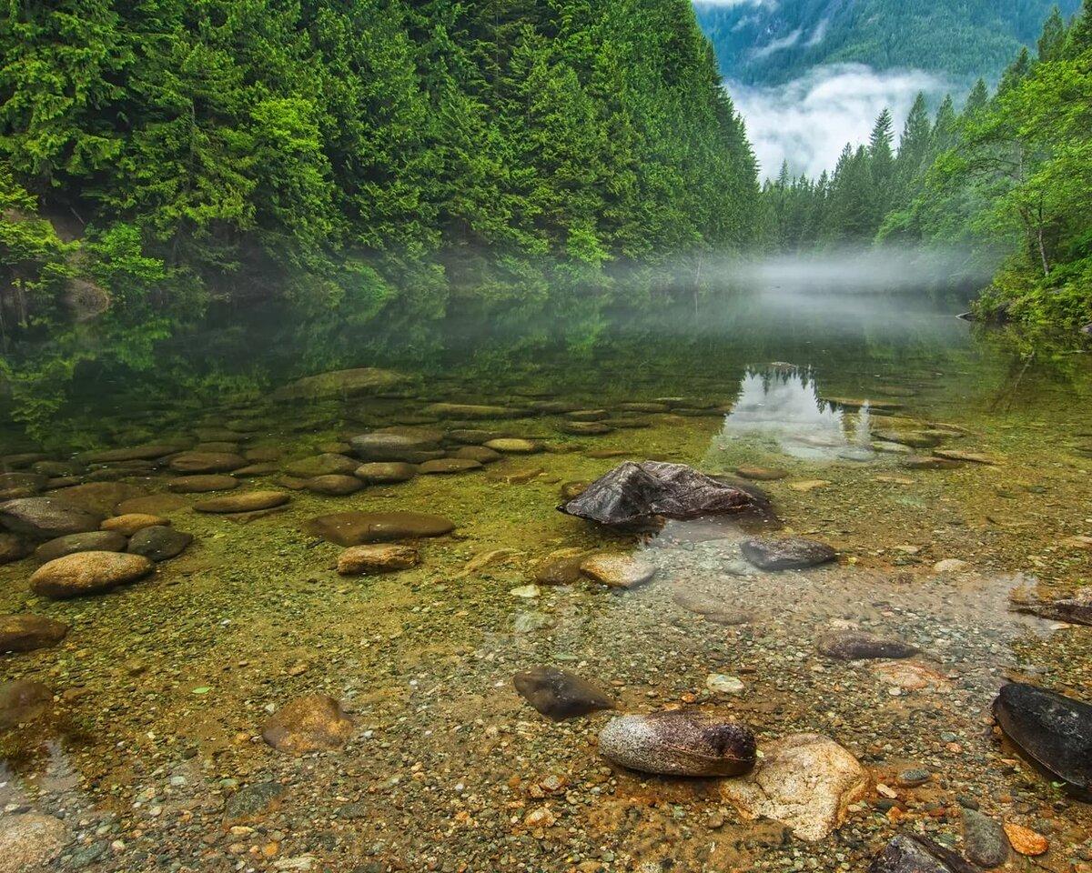 Пасха картинка, картинка чистая река