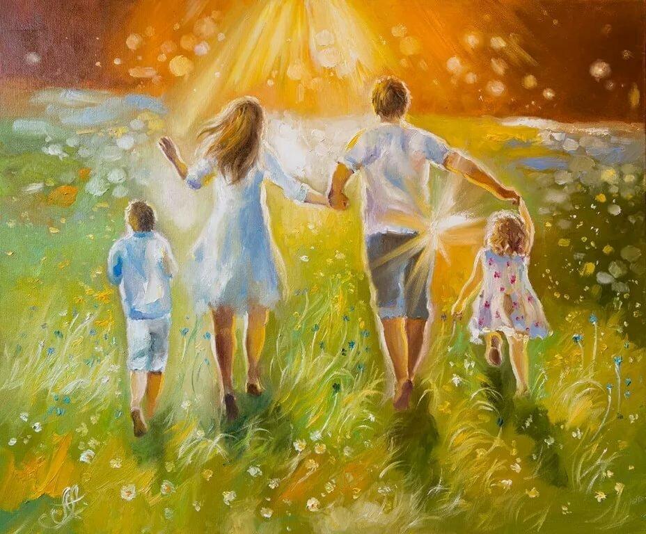 Картинка мечты мамы