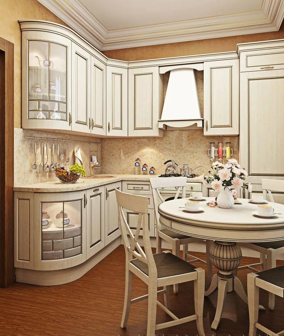 Кухня картинки дизайн интерьера классический стиль военных лет