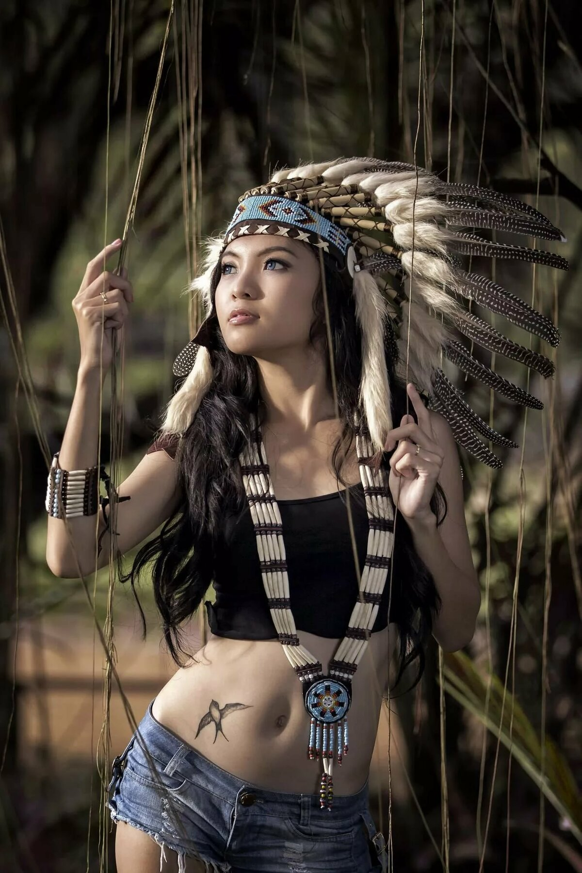 Anal american indian girl — photo 3