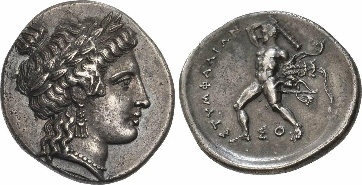 декоративный древняя греция спарта монеты фото лисохвост луговой