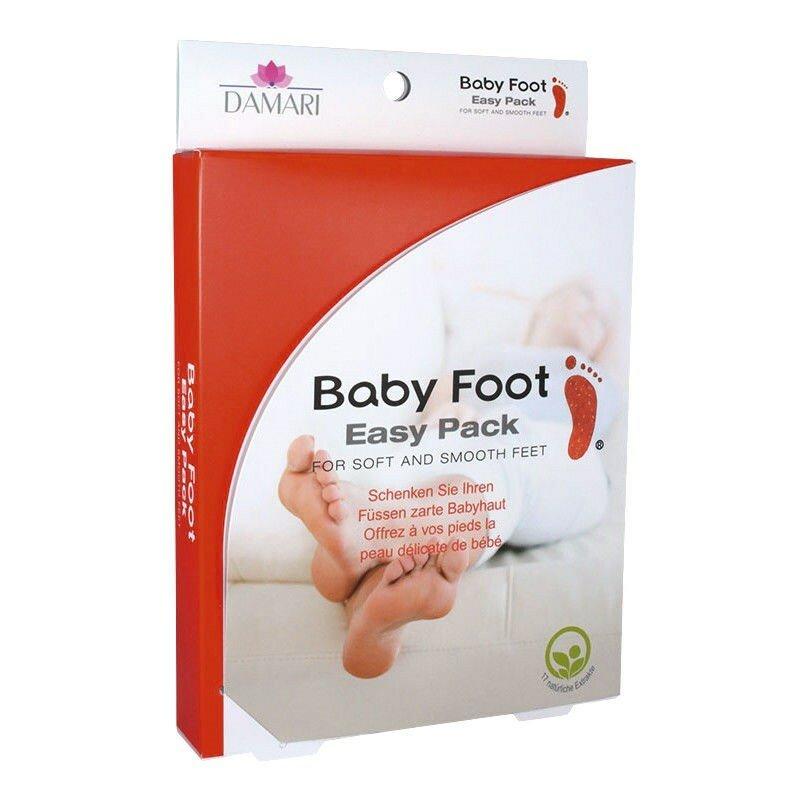 Педикюрные носочки Baby Foot в Сочи