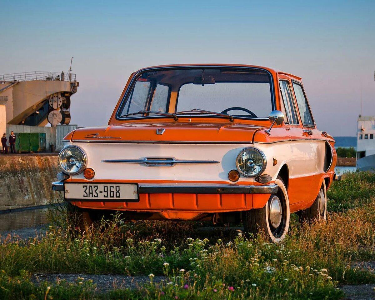 ведь картинки отечественных автомобилей редко ждет