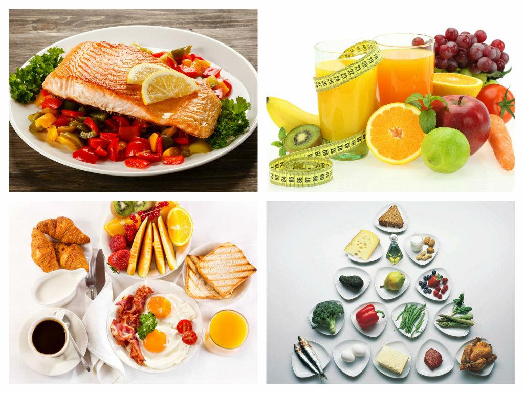 Здоровое Питание При Похудении Меню. Питаемся правильно: меню для стройной фигуры на 7 дней