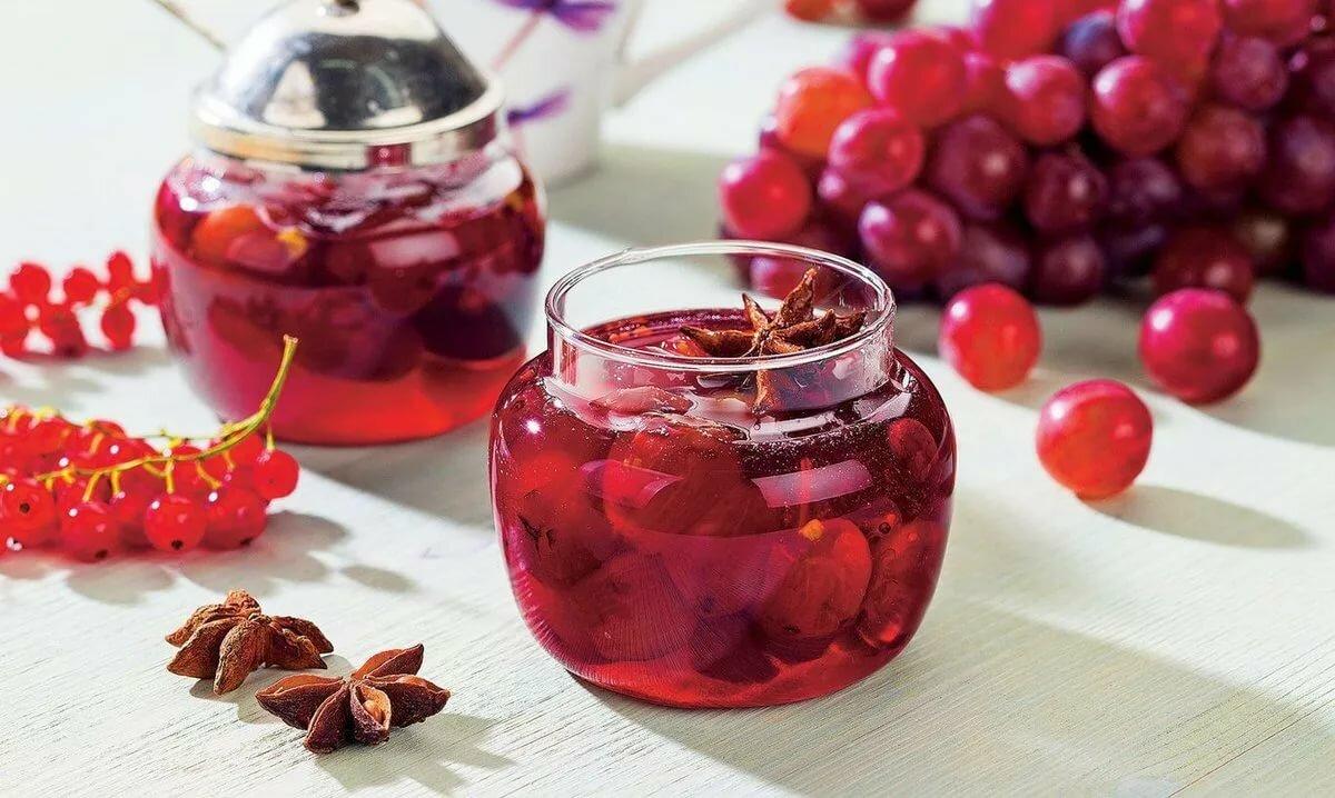 глубокий виноградный джем рецепт на зиму с фото дэвид рисовал концепты