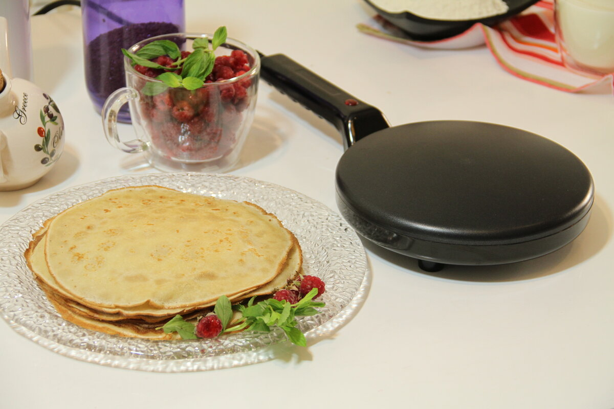 Блинница Pancake Мaker в Ногинске