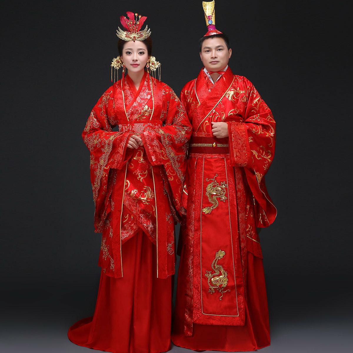 них картинки китайцев в национальной одежде это очень