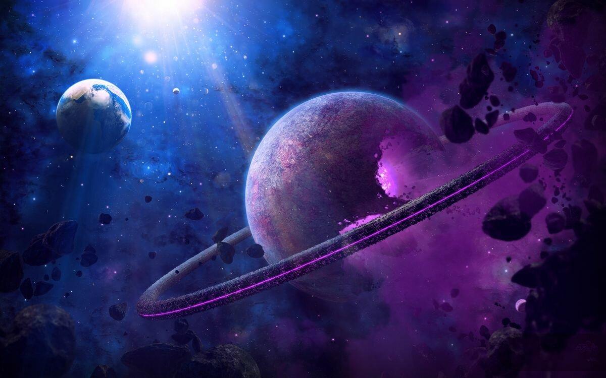 Картинки просто, картинка с космосом