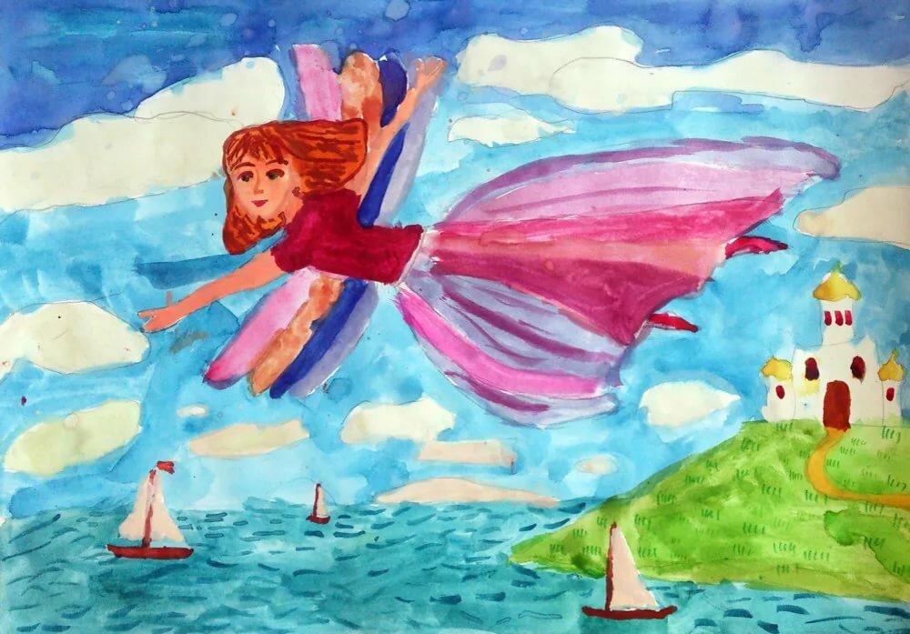 Картинки на тему мечта ребенка
