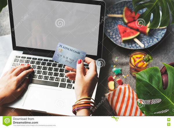 Взять кредит в интернет магазине