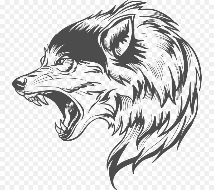 Картинки тату волка это