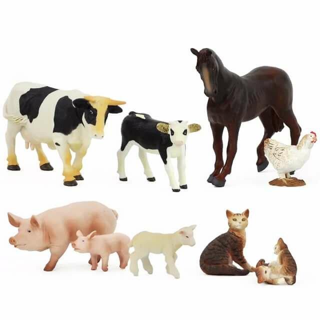 картинки игрушек домашних животных