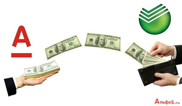 кредит перечислением на карту денег