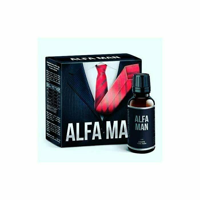 Alfa Man для потенции в Казани