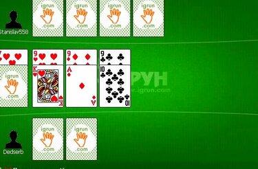 карточные онлайн игры на деньги