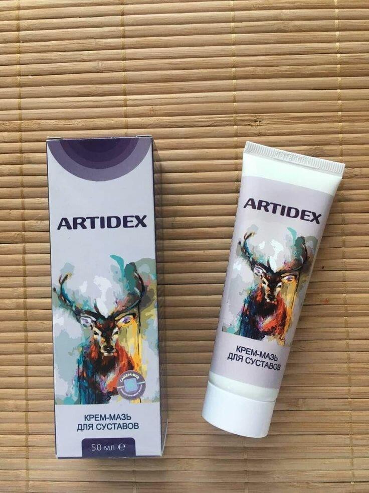 Artidex - крем-мазь для суставов в Альметьевске
