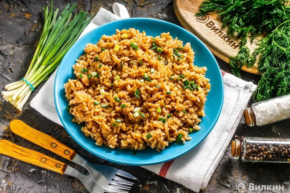 Рисовая диета для похудения с соевым соусом