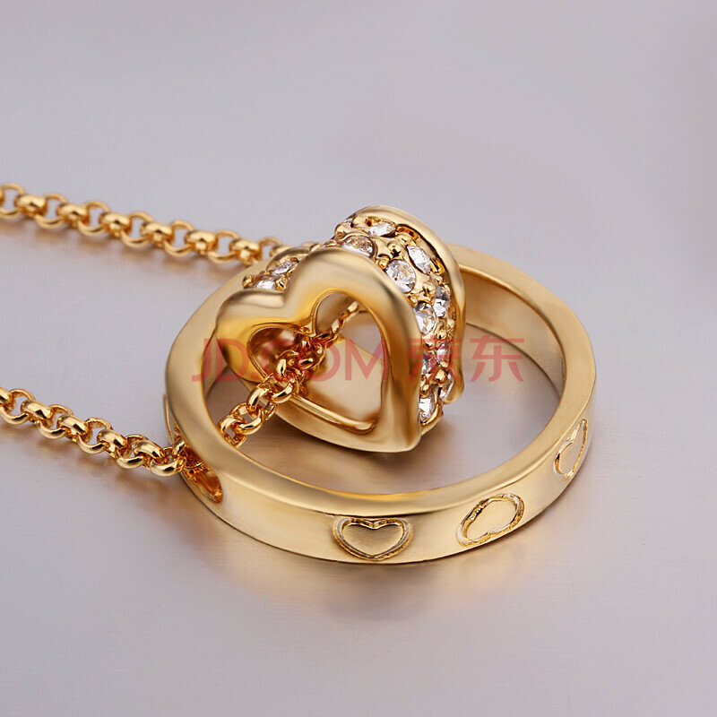 Кулон Ring Heart в Тольятти