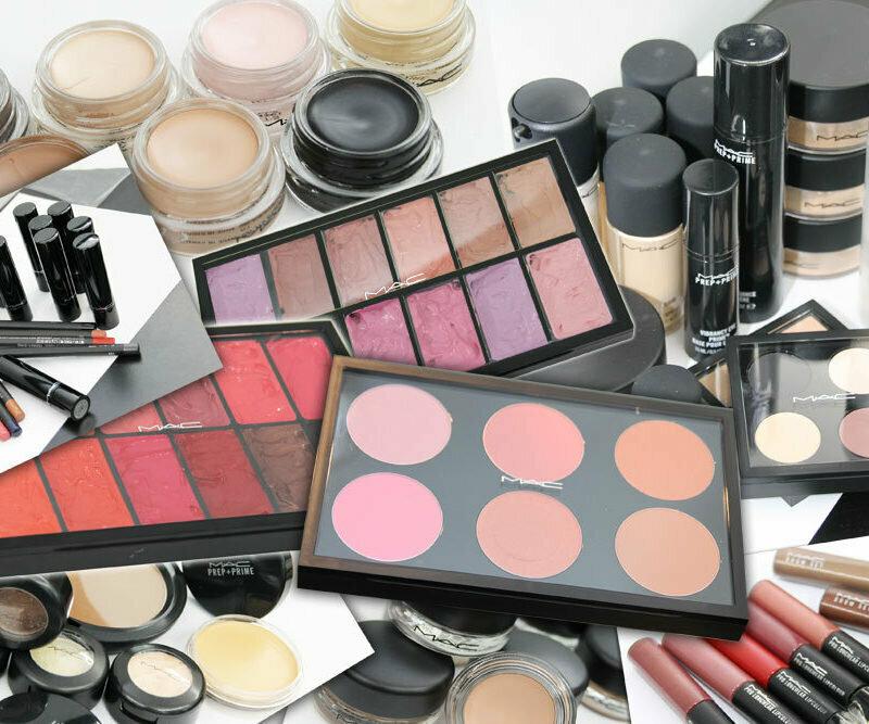 Набор косметики MAC для профессионального макияжа в Полтаве