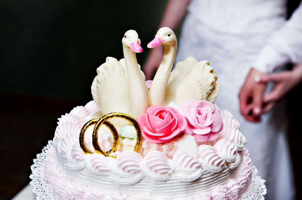 Картинки как украсить свадебный торт