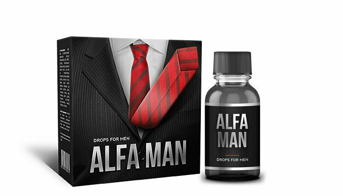 Alfa Man для потенции в Муроме