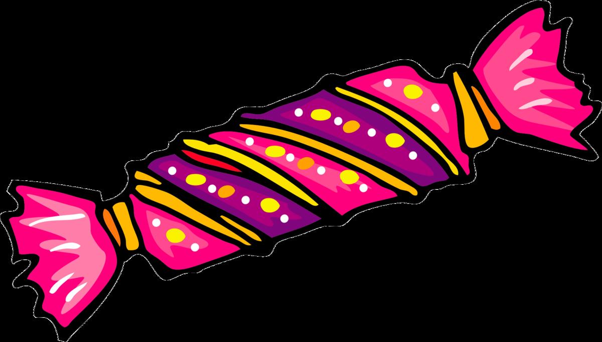 Нарисованные конфета картинки