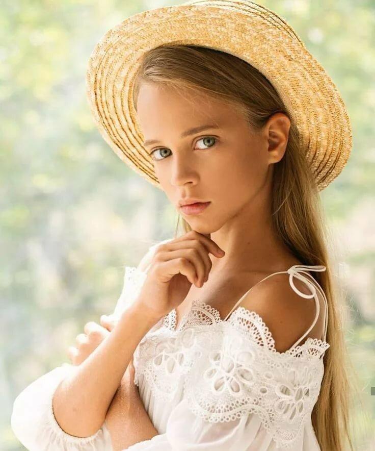 Teen model top list girls