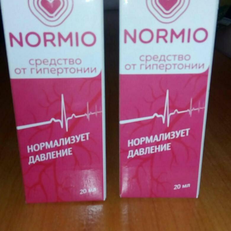 NORMIO от гипертонии в Евпатории