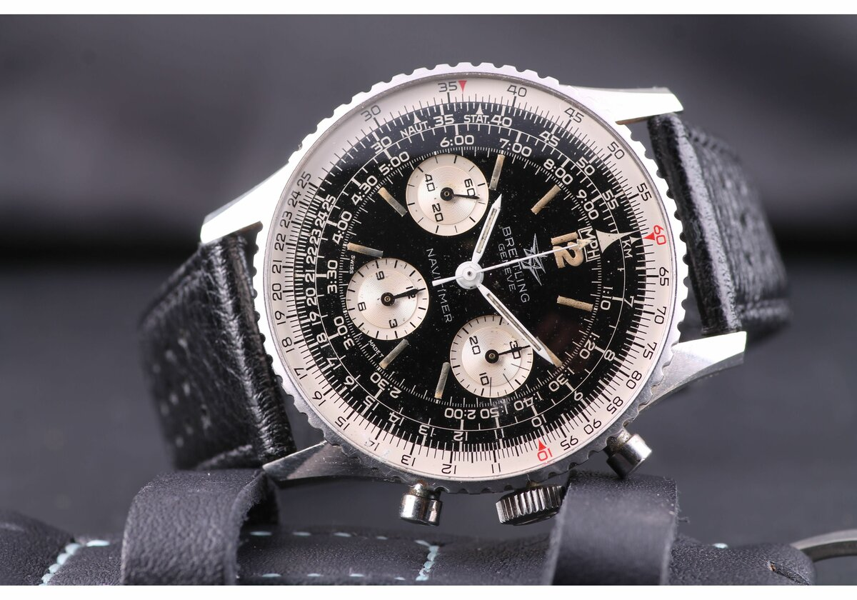 Часы Breitling Navitimer в Балаково