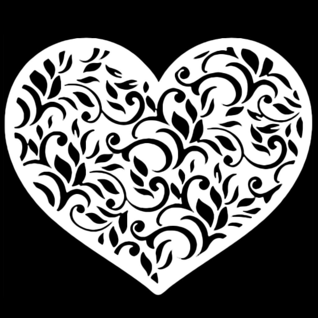 Картинки сердечек красивых для вырезания, работников торговли