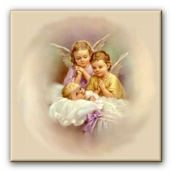 Поставить учет, с крещением малыша картинки красивые