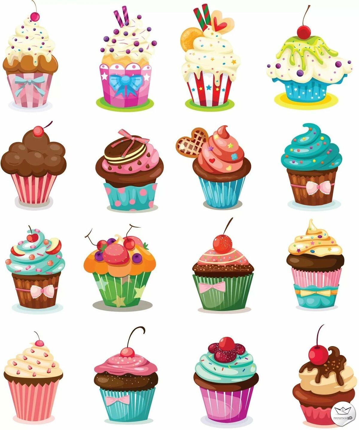 Открытки в виде сладостей, поздравления татарском