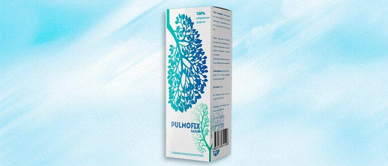 Pulmofix от заболеваний дыхательных путей в Копейске