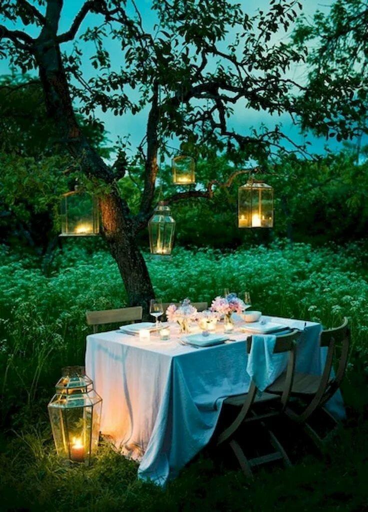 Романтическое свидание картинки на природе, днем свадьбы для