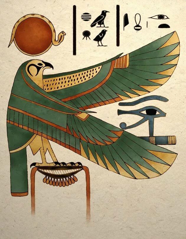 картинки и символ в виде птицы можно сделать гипсокартона