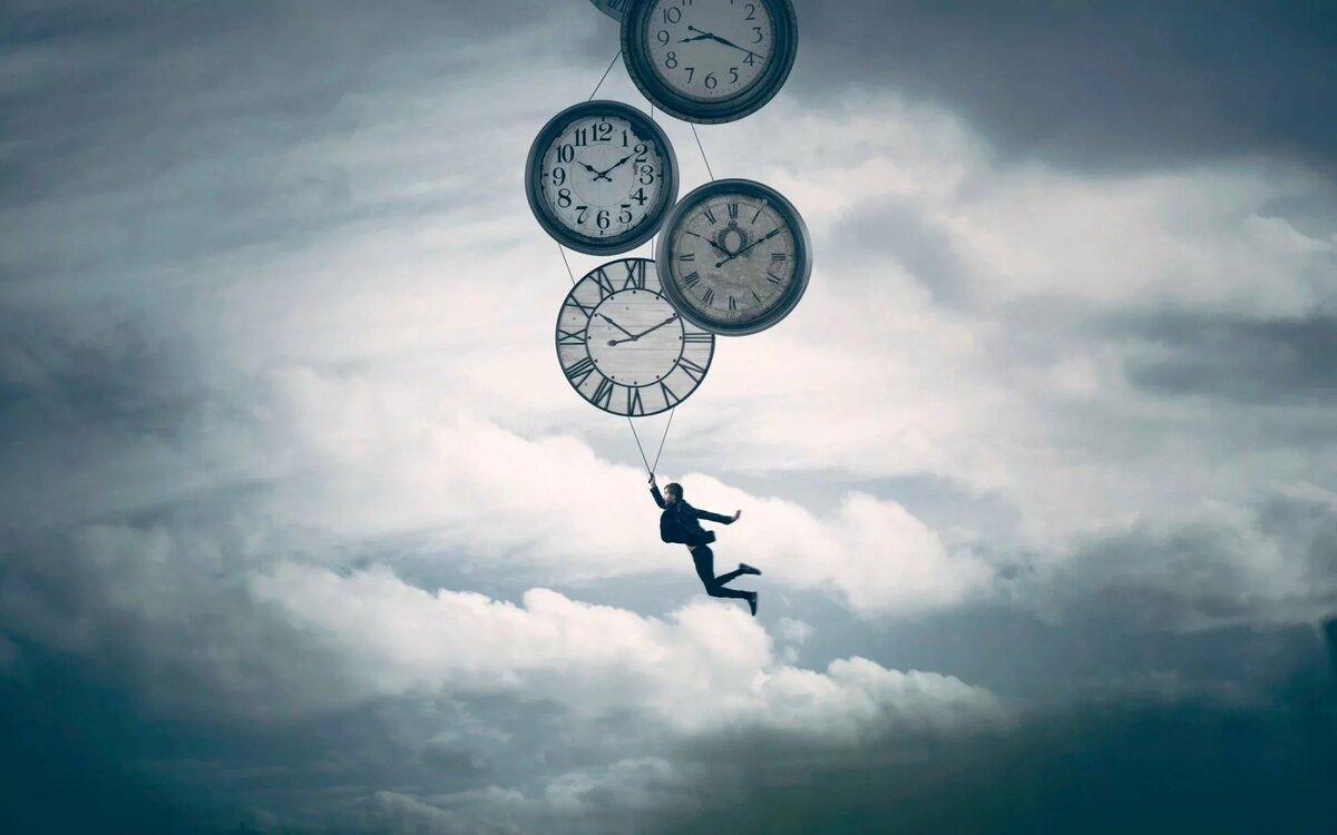 время бежит картинки сильное