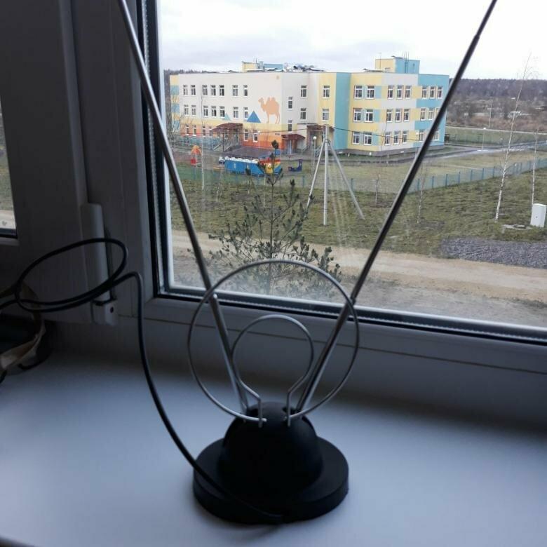 Комнатная цифровая антенна Kettler D3 в Мытищах