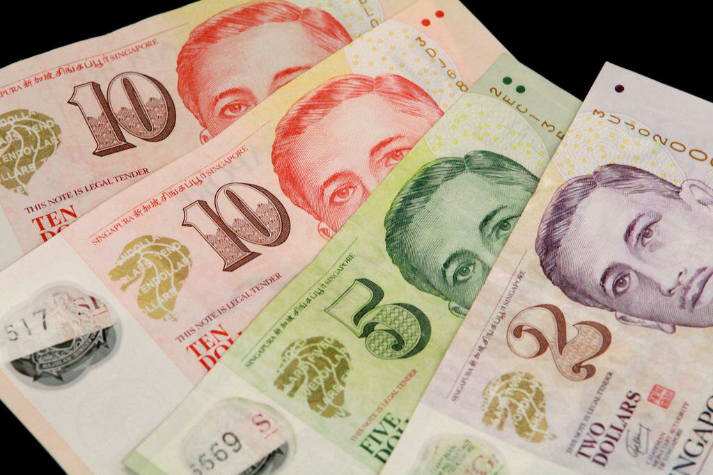 деньги сингапура в обращении фото образом