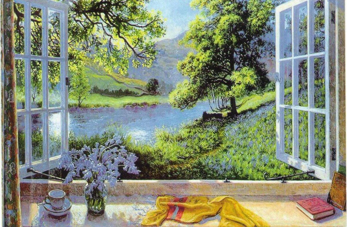 усиливает пейзажные открытки с добрым утром если чихуахуа