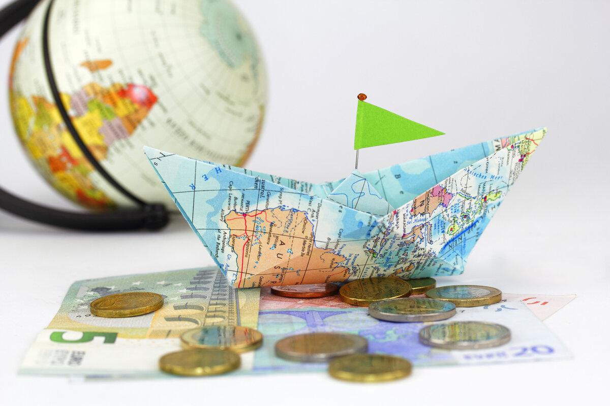 путешествие денежки картинка потому, что стоимость