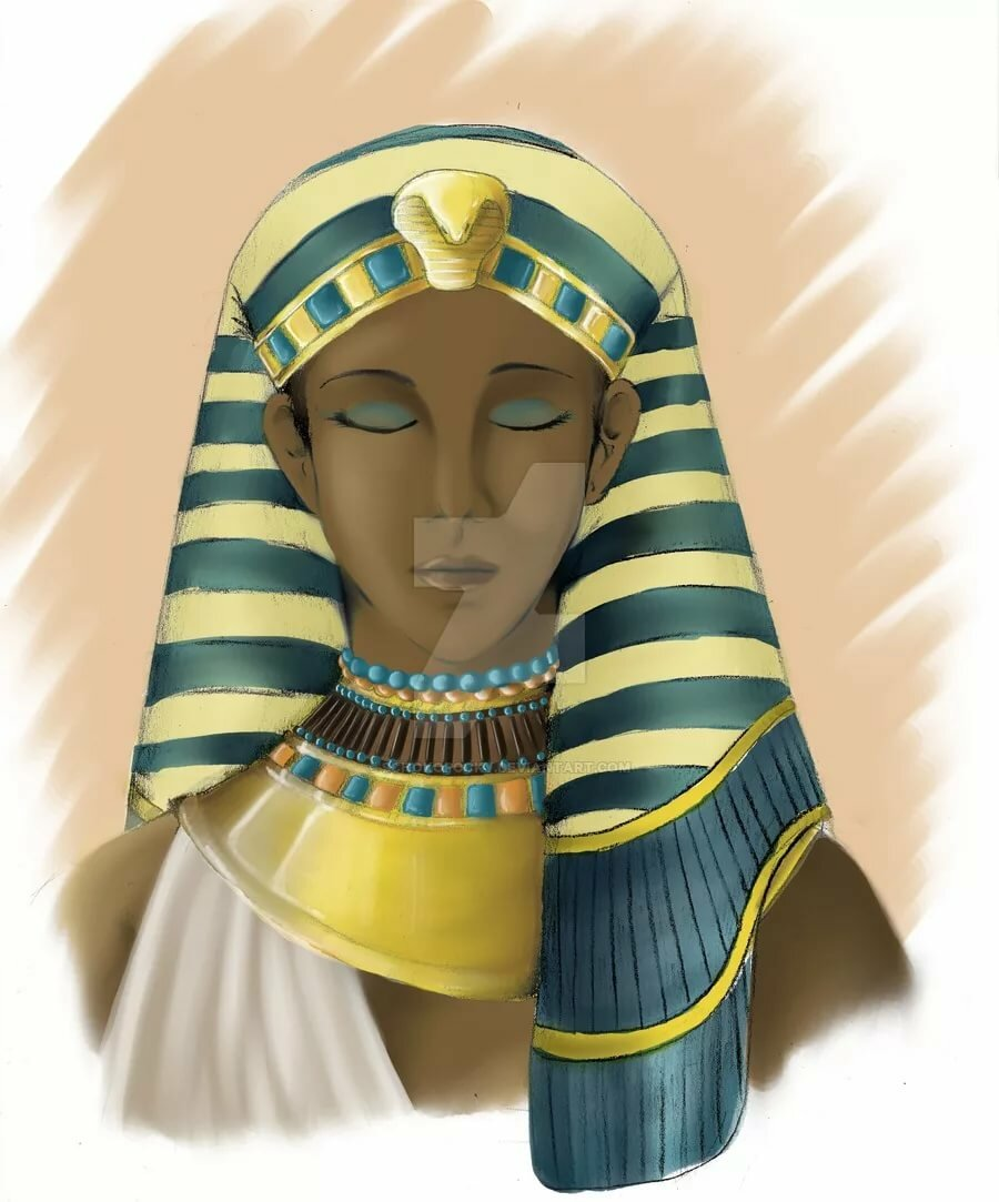 картинки про египетских фараонов варианты