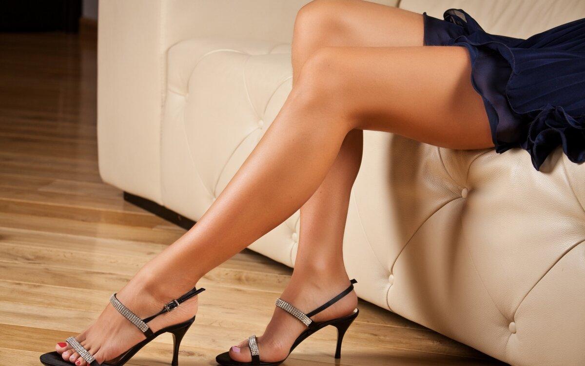 подборка женских ног - 14