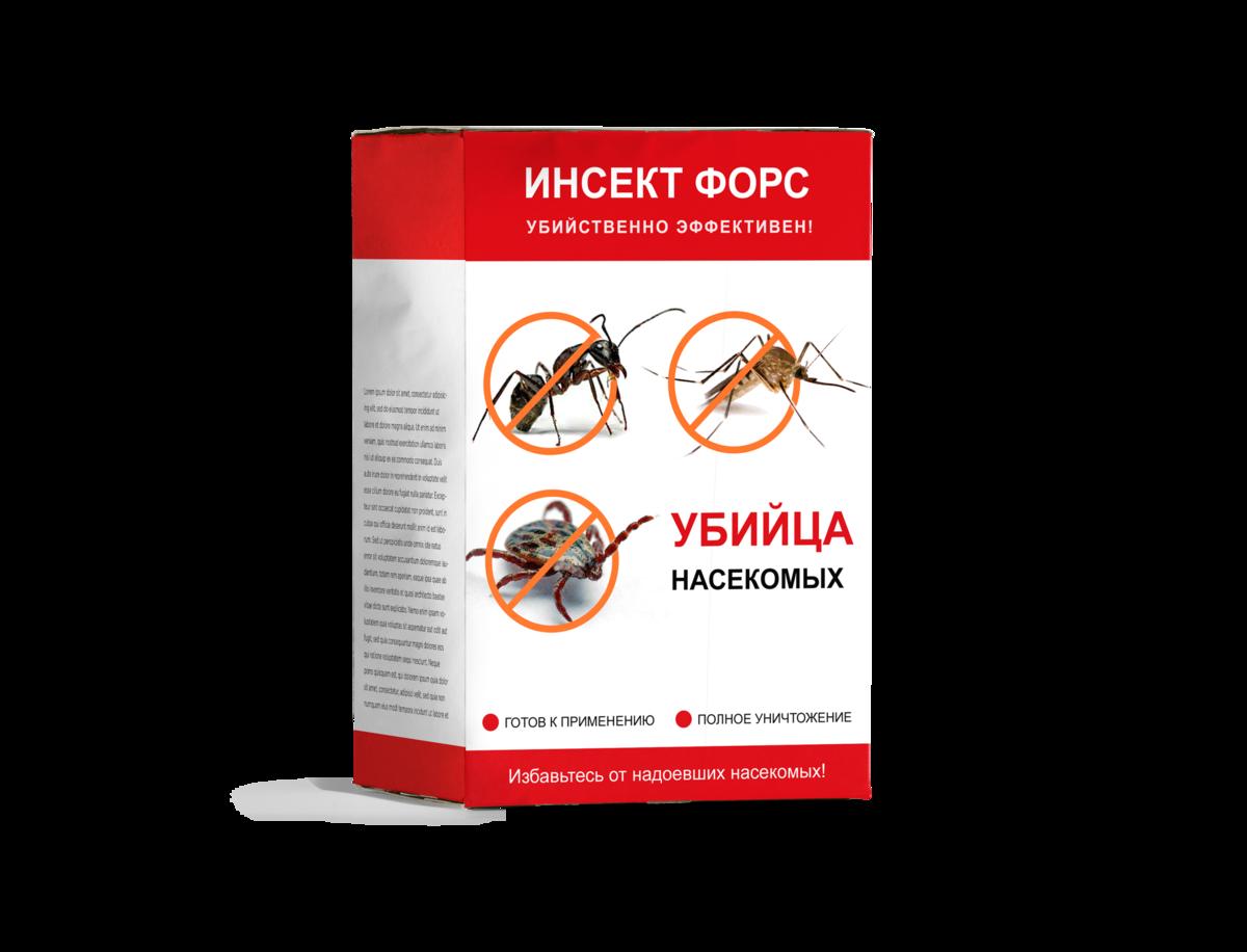 Инсект Форс от насекомых в Киеве